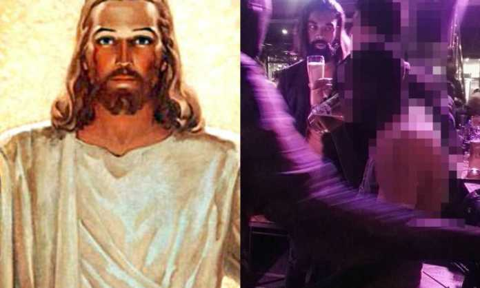 Jesus-look-alike-Kenya