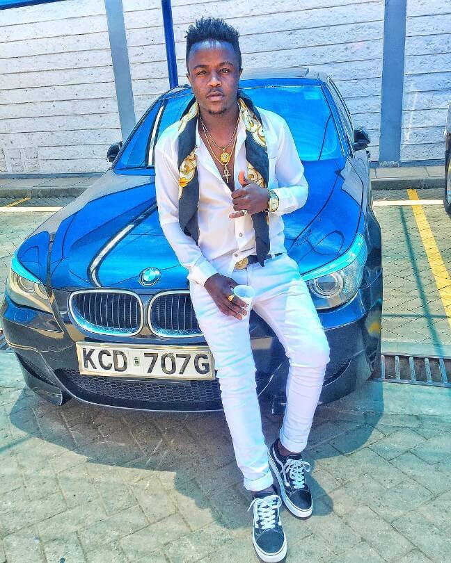 Mash Mwana 2 - Heavenly bliss! Meet Mash Mwana, the gospel star who designed a palatial mansion for a politician