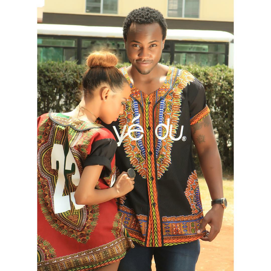Image result for nick mutuma lover wife