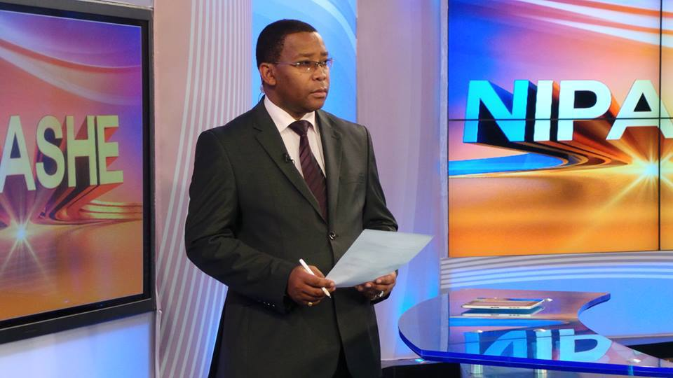 Swaleh Mdoe - Exclusive: Citizen TV's Swaleh Mdoe mourns father's death