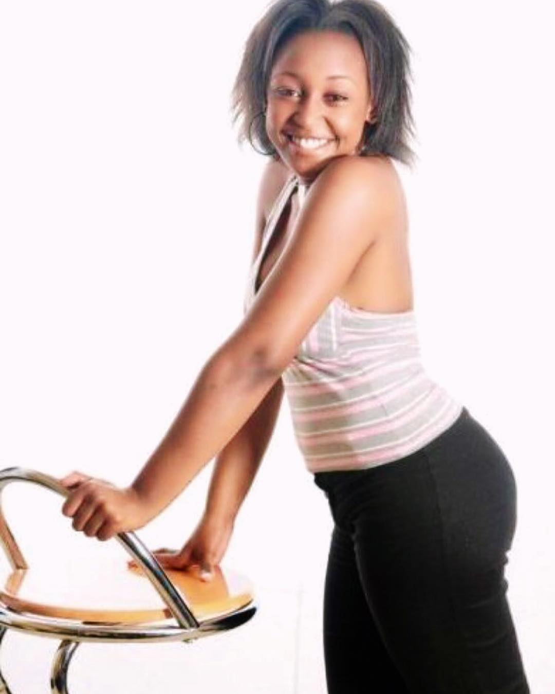 bettty - Fans react to Betty Kyallo's never seen before TBT