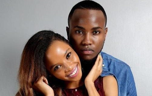 Bridget Shighadi and Nick Mutuma