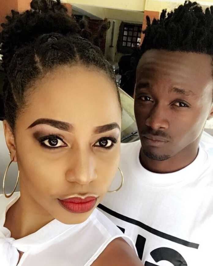 You married a sugar mummy!' Fans viciously attack Bahati