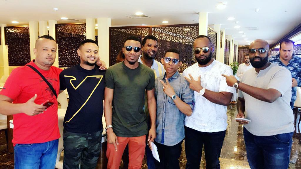 Ali Kiba and Joho