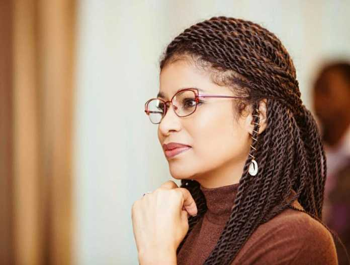 Image result for julie gichuru in braids