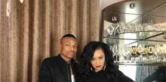 Otile Brown and Vera Sidika