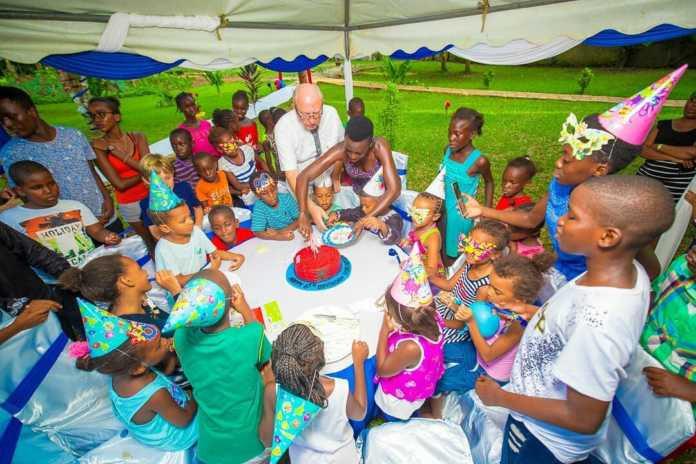 Akothee's sons birthday