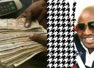 Bundi rich kid of Kenya