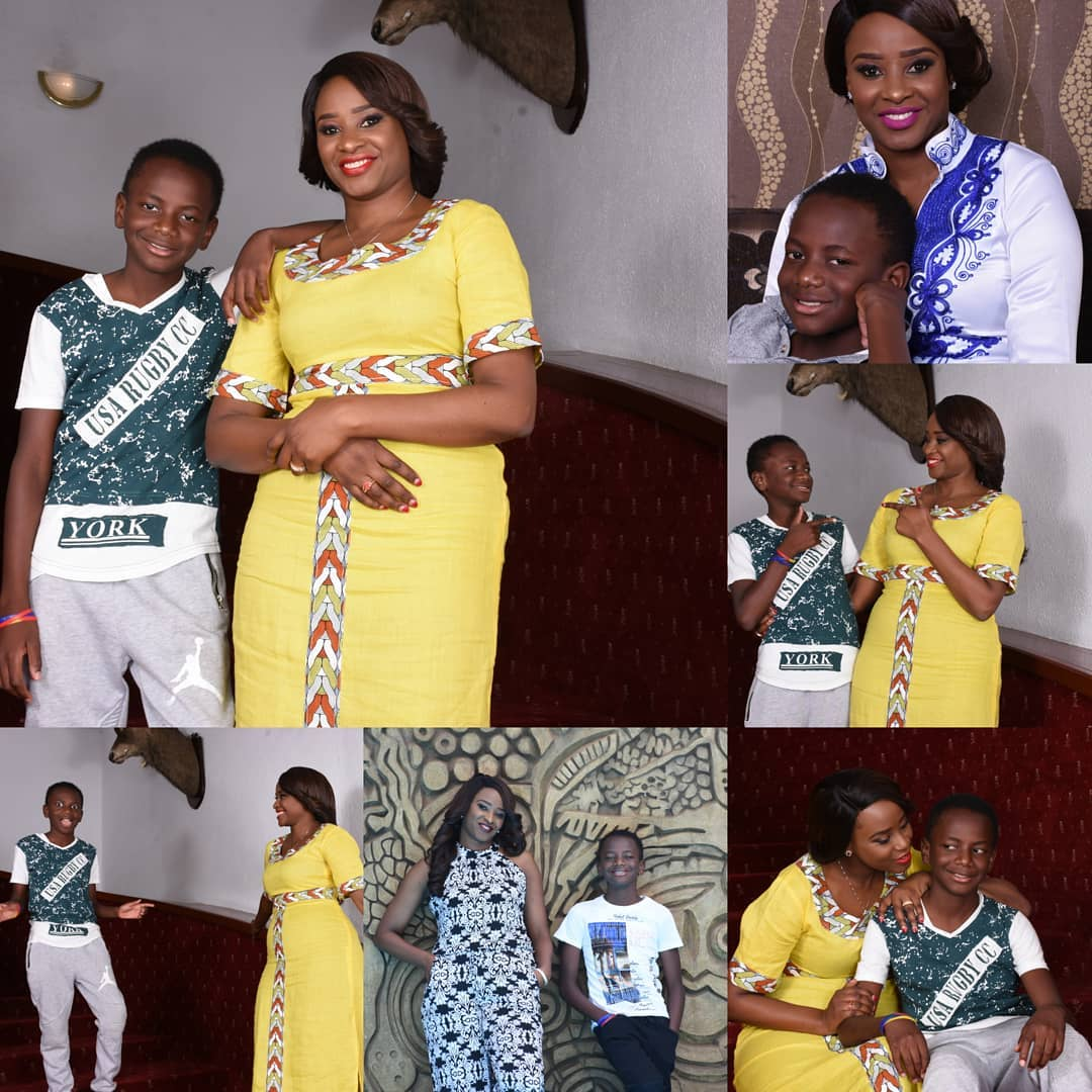 Kanze Dena - Kanze Dena: From depressed and suicidal mother to happily married at 39