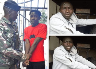 MC Tricky arrested