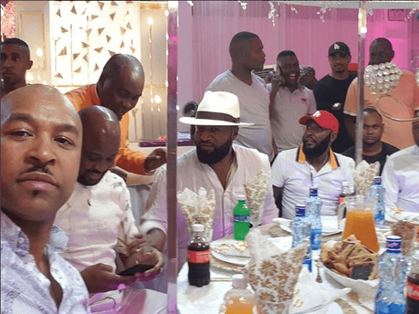 Joho's house wedding Ali kiba