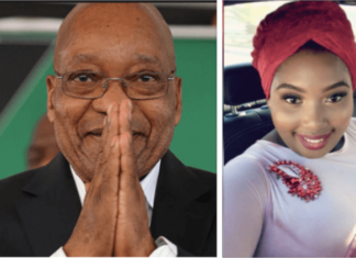 Nonkanyiso Conco, Zuma's youngest wife to be