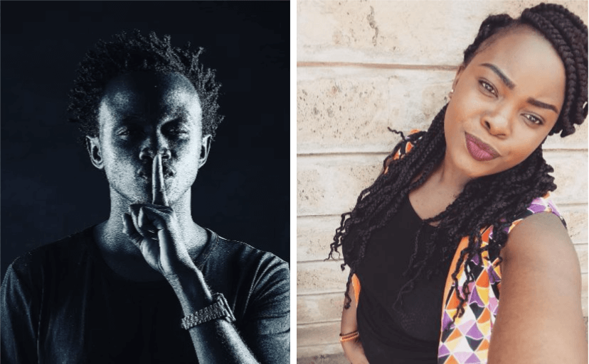 'I leave her to you God,' Bahati's baby Mama Yvette Obura's special prayer