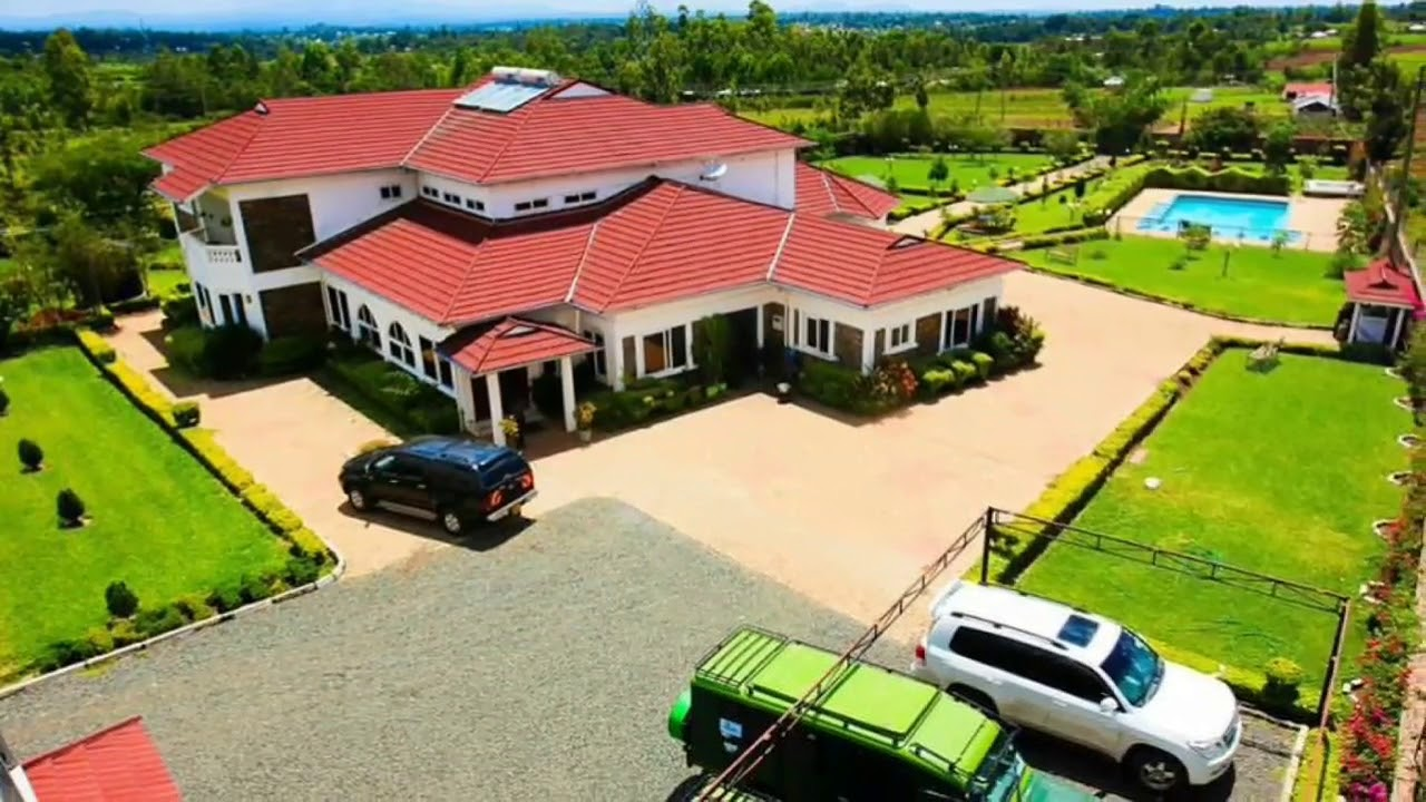 Akothee house
