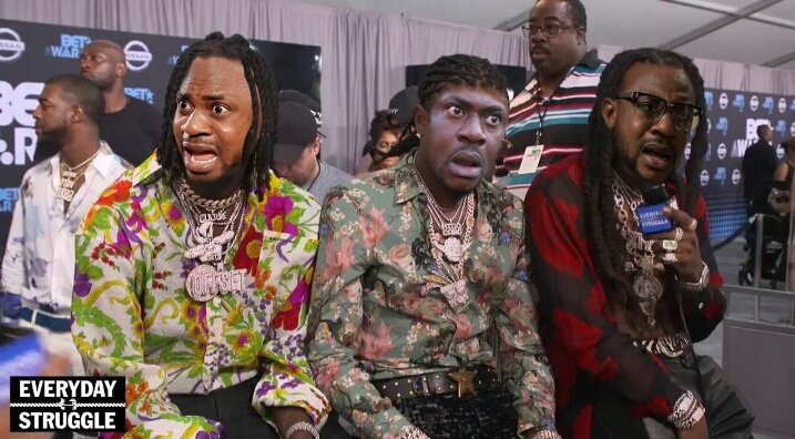 migos shock - Illuminati is the only source of wealth, here are the crazy things that define Africans