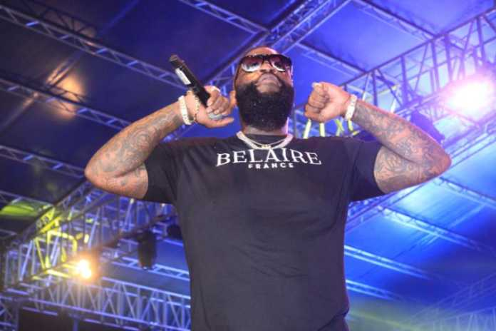 Rick Ross Suffered Another Seizure Before New York City Show