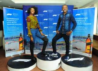 Adelle Onyango and Maina Kageni unveiled as Johnny Walker brand ambassadors ahead of Monaco F1 Grand Prix this Weekend