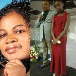 Angela Ch 250x250 - Co-parent from heaven! Angela Chibalonza's husband narrates struggles raising daughter