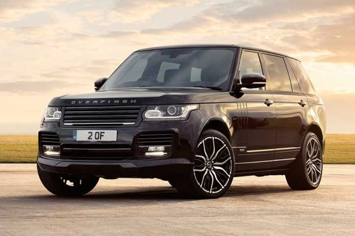 The Amazing Beast That Is The Range Rover Overfinch The Car That
