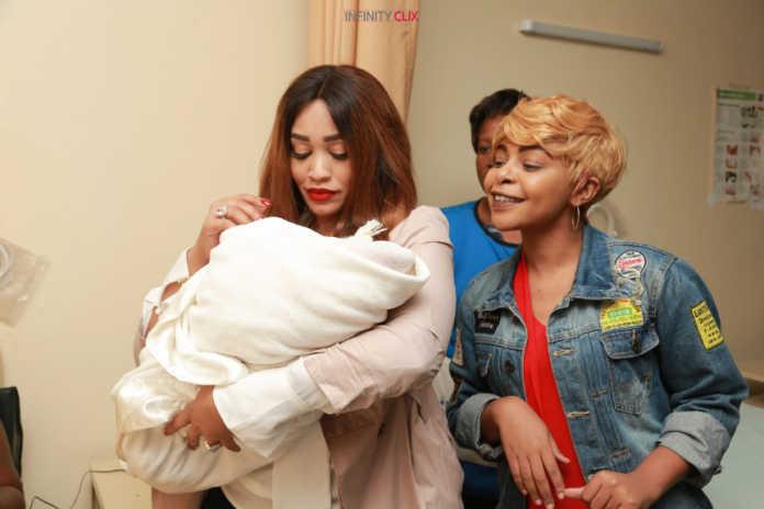 Zari and Size 8