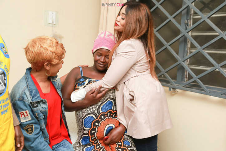 Zari hassan and Size 8