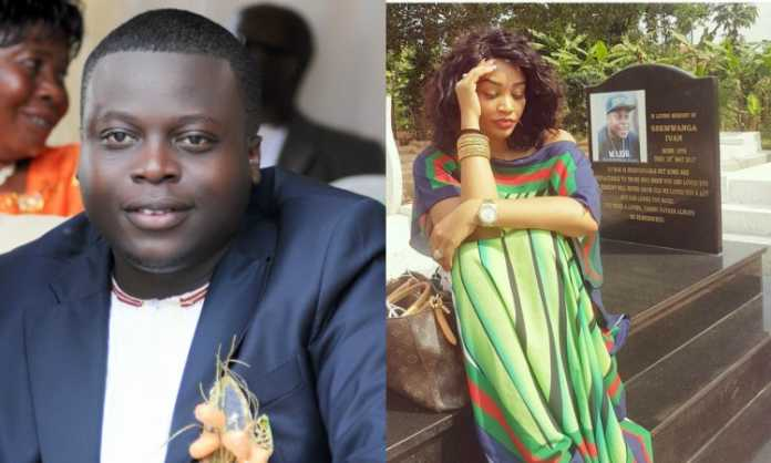 Ivan Semwanga and Zari