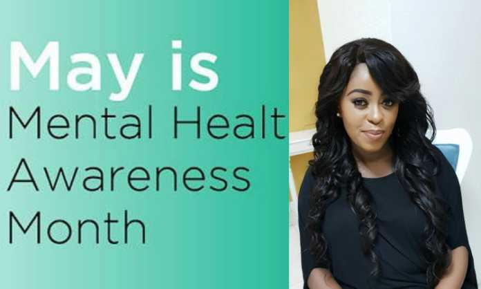 Mental Health Awareness month in May