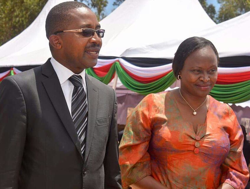 Mwangi-wa-Iria-with-his-wife-Jane