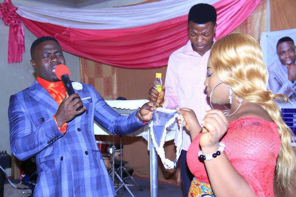 Panties pastor - Pastors from the gates of hell! Bizarre acts by men of God