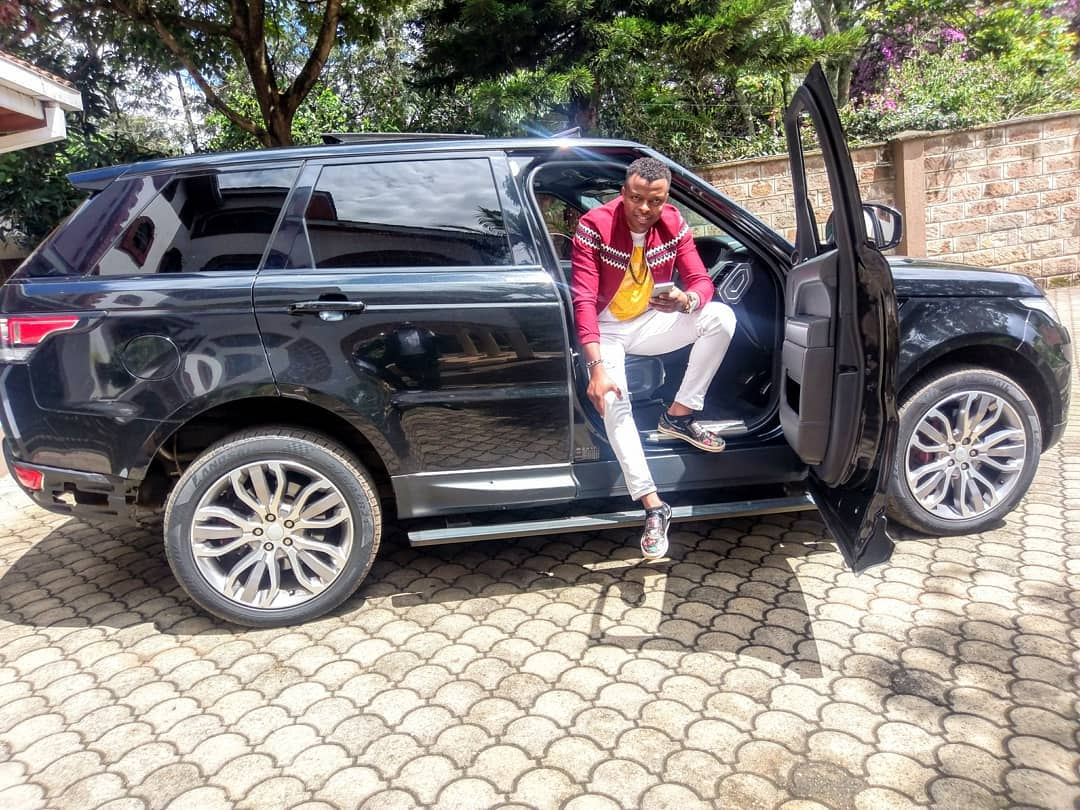 Ringtone car - 'I lost between Shs. 1-2 million' Ringtone alleges after Runda home robbed(Exclusive)