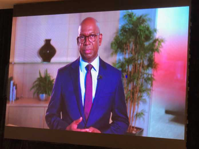 Bob Collymore, CEO of Safaricom