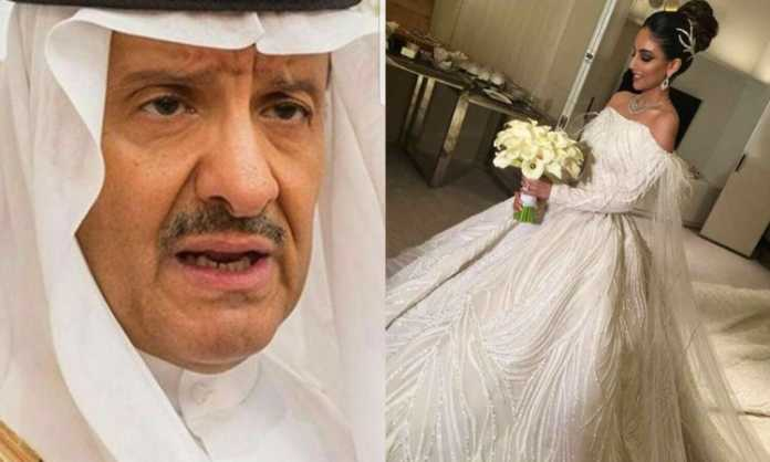4 5 Million For Dowry 68 Year Old Saudi Prince Marries 25