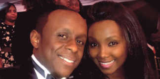 Phil Karanja and Catherine Kamau