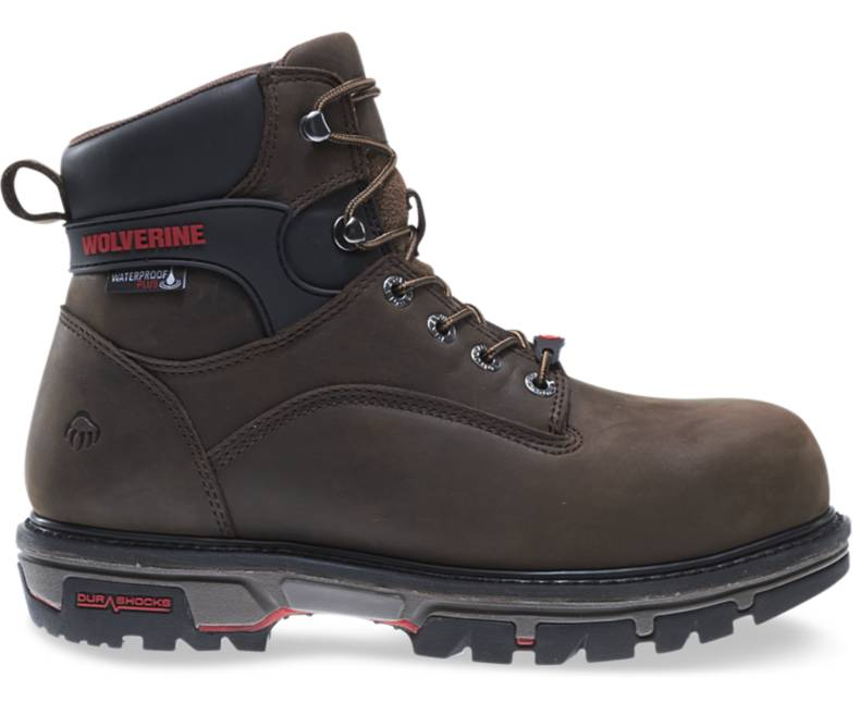Wolverine Nation Durashocks Carbonmax Boots - Mpasho News