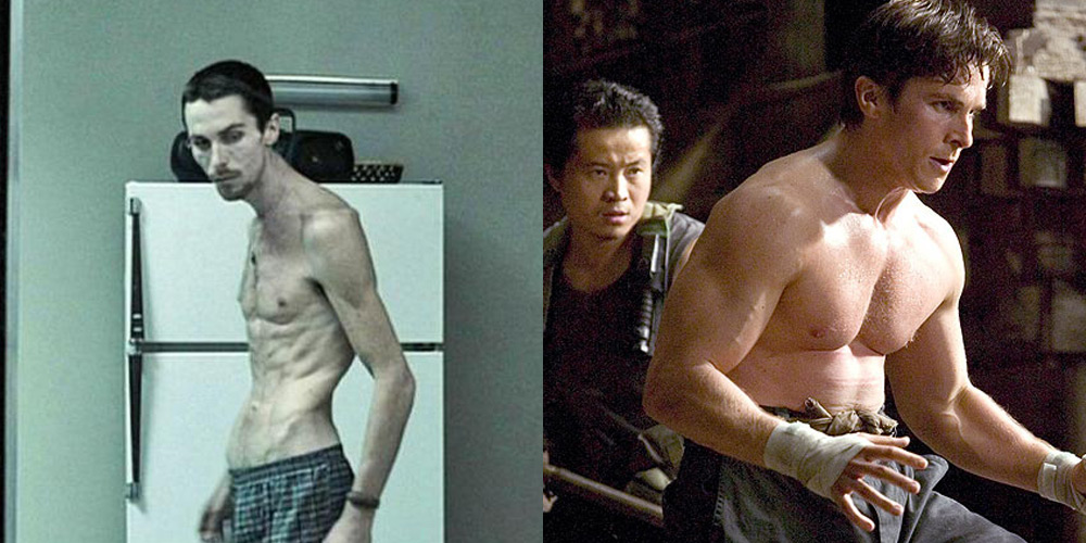 Christian Bale before and after - Mpasho News