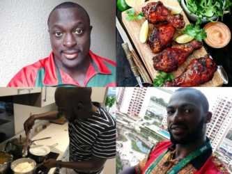 cooks celebs 333x250 - Wanaume jikoni! Collins Injera to Larry Madowo, meet celebrities who are great cooks