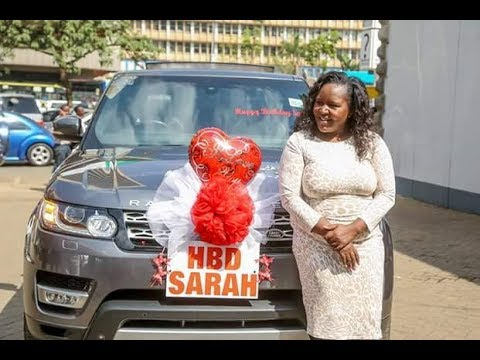 hqdefault - 'Slay queens thirst after my man after he gifted me a Range,' Sarah Kabu reveals