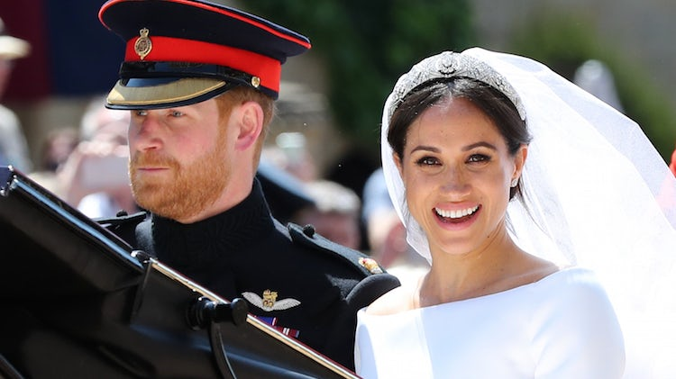 meghan markle prince harry first kiss royal wedding - Prince Harry and meghan to set foot in Africa