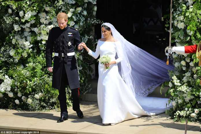 Netizens Hilarious Memes Of The Royal Wedding Go Viral