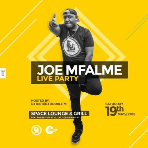 Space Lounge 19th May