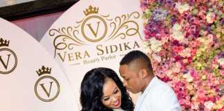 Otile Brown and Vera