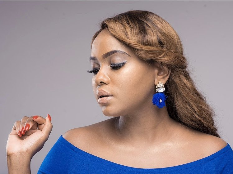 Anne Kiguta - 'You won't see me hanging out with celebrities,' Anne Kiguta shouts