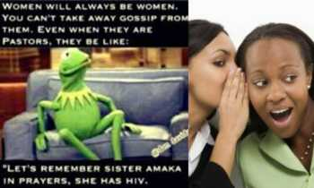 Church women 350x210 - Mnajijua! Here are the types of women you'll find in every Kenyan church
