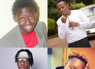 Kenyan celebrities who grew up in the streets