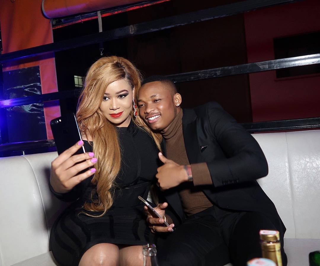 Vera Sidika and Otile Brown