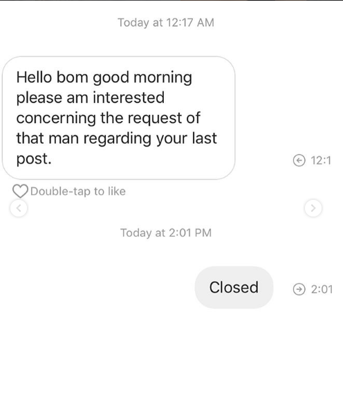 Screen Shot 2018 06 27 at 6.32.04 AM - Exposed! DMs of women begging to be hooked up with man who loves 'dirty women'