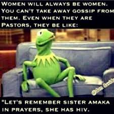 download 3 - Mnajijua! Here are the types of women you'll find in every Kenyan church