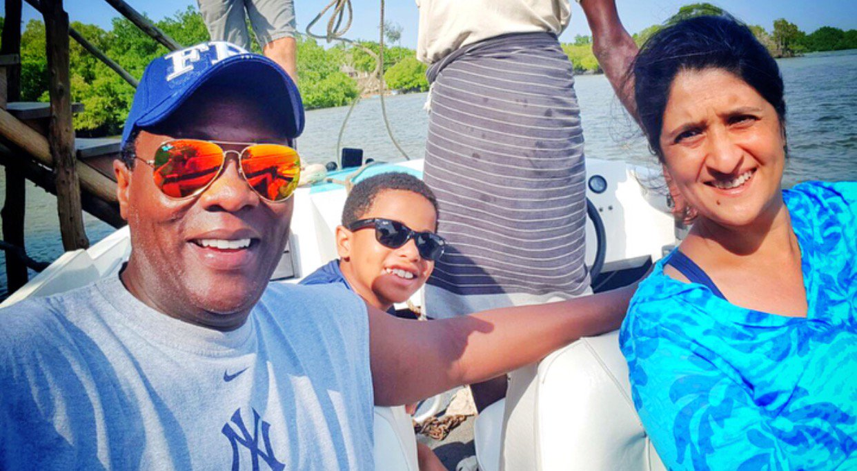 jeff - Jeff Koinange opens up about his first girlfriend, a Japanese national