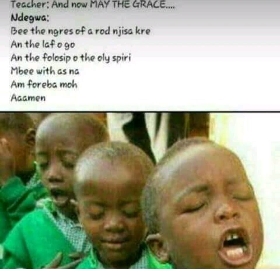 Check out some of the best kenyan memes on social media