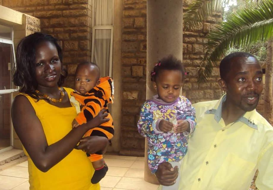 Mercy masika father's day